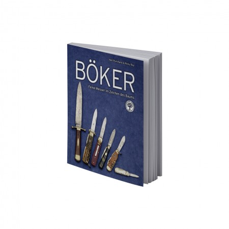150 Years of Böker knives, Book