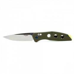Knife Ganzo G-7501 Black, zakmes