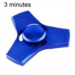 Aluminium Hand stress Spinner Blauw