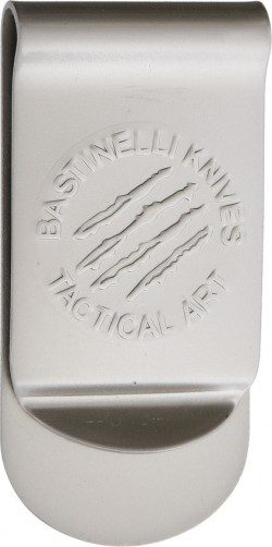 Bastinelli Creations, Tactical Art Money Clip, Satin
