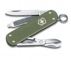 Victorinox, Classic  SD Alox, 5 functions, Limited Edition 2017