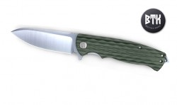 Bestech Knives, Grampus, G10, Green, BG02B