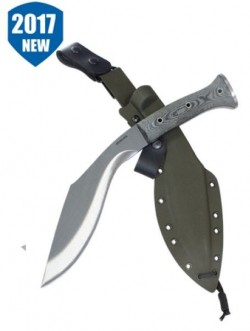 Condor Tool&Knife, K-TACT Kukri Knife, Army Green
