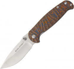 Real Steel, H6 Grooved,  Special Editition II, Satin