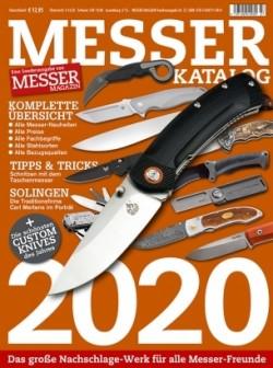 Messer Katalog 2020