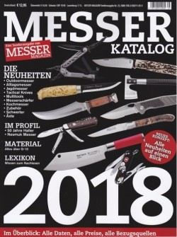 Messer Katalog 2018