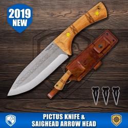 Condor Tool&Knife, Pictus Knife,