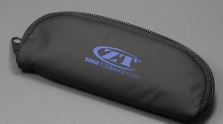 Zero Tolerance, Waterrepellent nylon pouch