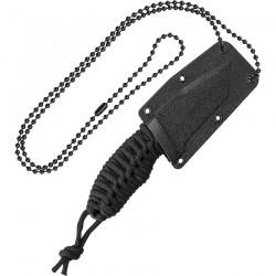 SCHF47TA, Schrade, Full Tang Fixed Blade Neck Knife