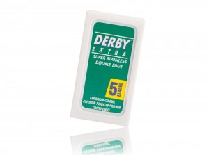 Derby 5 Double Edge Razor Blades