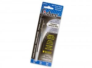 Fisher, Space Pen Mine #Pr4 Blue Fine