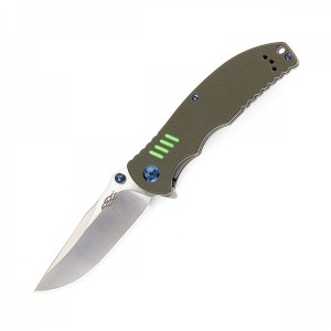 Ganzo, Firebird, Folding Knife 7511, Green