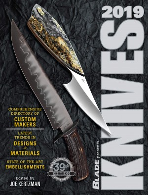 Books, Knives 39th Edition 2019 by Joe Kertzman