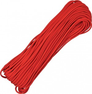 Parachutecord, 7 strand, Red