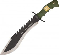 United Cutlery Wes Hibben Brother's Keeper Bowie