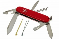 Victorinox, Tourist, 12 functions, 84 mm