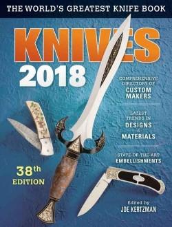 Knives 38th Edition 2018 by Joe Kertzman