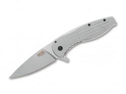 SOG Gambit Satin Polished, Fixed Blade, Karambit, GB1001