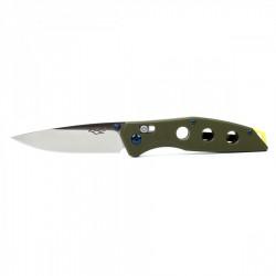 Knife Ganzo G-7501 Black, zakmes