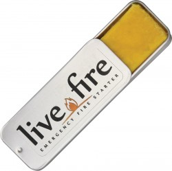 Live Fire Original, Emergency Firestarter, Single Pack
